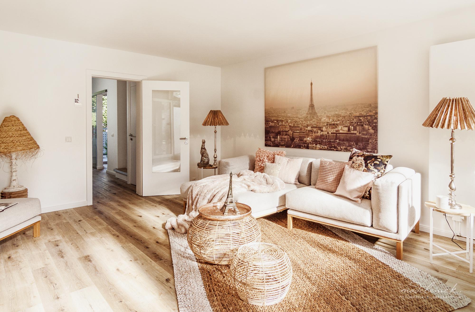Homestaging – Immobilie in Hamburg